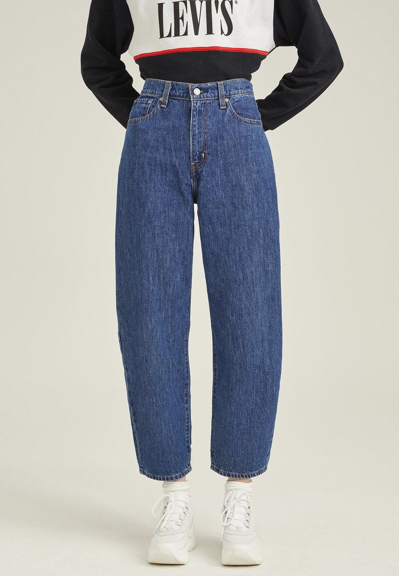 Levi's® - BALLOON LEG - Jeans relaxed fit - air head