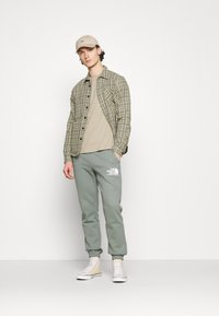 The North Face - COORDINATES PANT - Träningsbyxor - agave green - 1