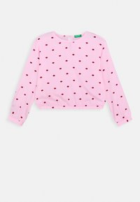 Benetton - FUNZIONE GIRL - Blůza - light pink - 0