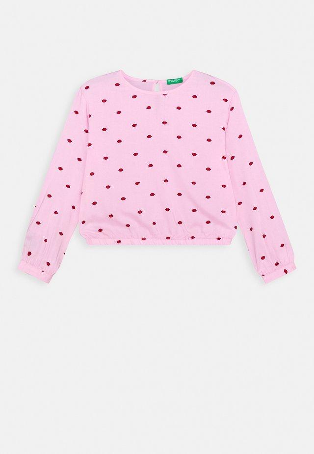 FUNZIONE GIRL - Camicetta - light pink
