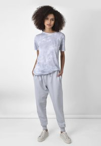 Ro&Zo - Print T-shirt - grey - 0