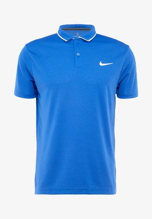 DRY TEAM - Sports shirt - game royal/white