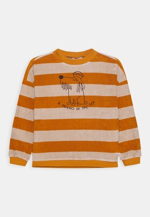 FRIEND OF THE SEA UNISEX - Sweatshirt - golden oak/doeskin
