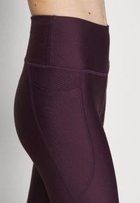 Under Armour - HI ANKLE - Leggings - polaris purple - 4
