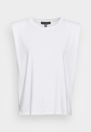 SUPIMA STRUCTURED MUSCLE  - Blouse - white