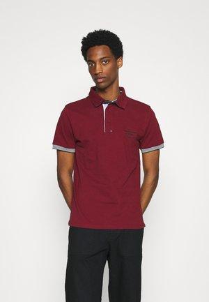 CHANDLER - Poloshirt - bordeaux