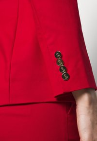 Lauren Ralph Lauren - STRETCH JACKET - Blazer - lipstick red - 4
