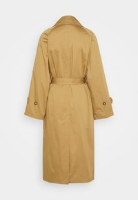 Marc O'Polo - FLUENT LINED CONTAST STITCHINGS - Trenchcoat - sand - 1