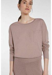 SET - Basic T-shirt - rose - 3