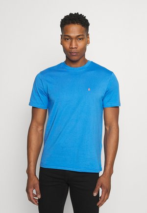 STONE BLANKS BSC SS - Basic T-shirt - ballpoint blue