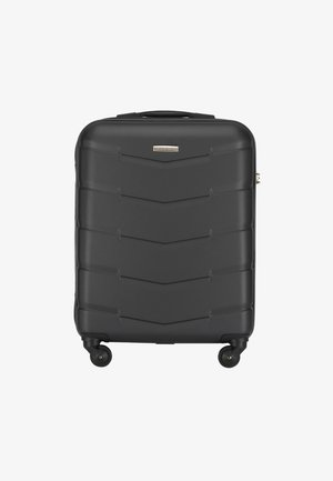 TRAVEL - Wheeled suitcase - schwarz