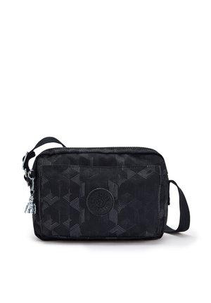 ABANU M - Across body bag - black