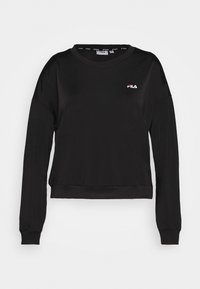 Fila Plus - TALLIS CREW - Sweatshirt - black - 3