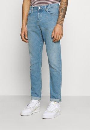 Straight leg -farkut - blauw trace