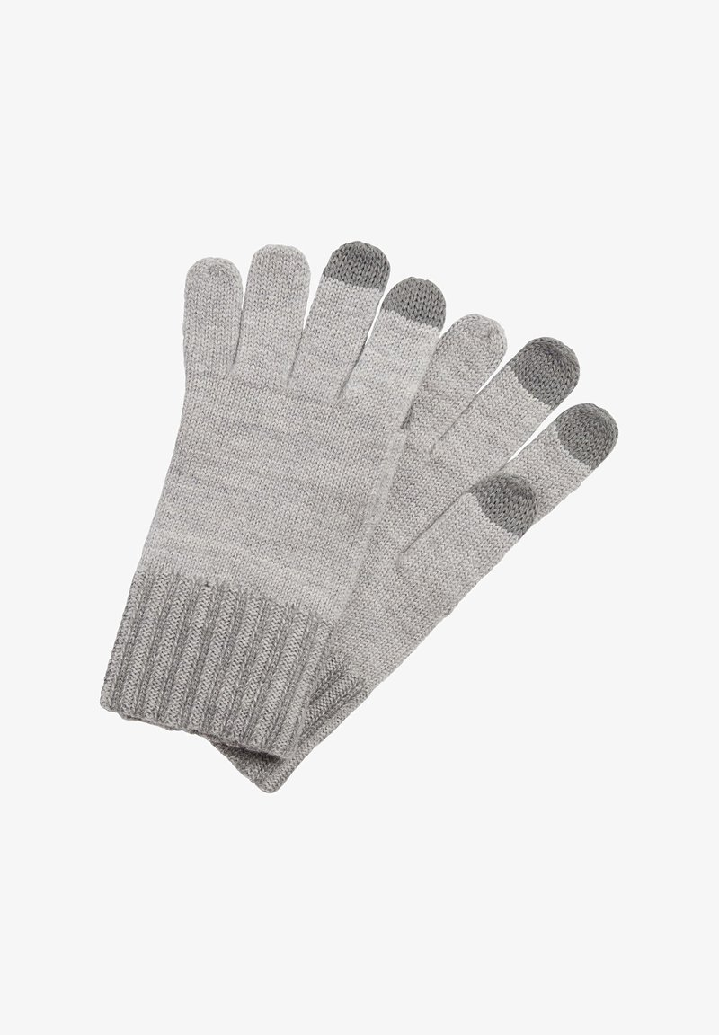 BOSS - GRITZO - Gloves - grey