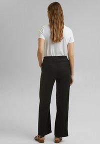 Esprit - Trousers - black - 2