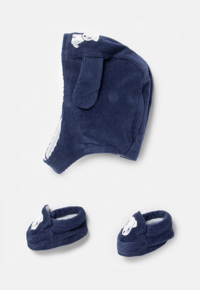 SET UNISEX - Mütze - estate blue