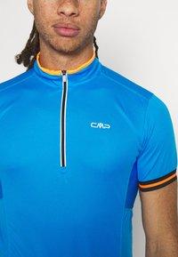 CMP - MAN BIKE - T-Shirt print - regata - 5