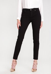 Liu Jo Jeans - BOTTOM UP DIVINE         - Trousers - nero - 0
