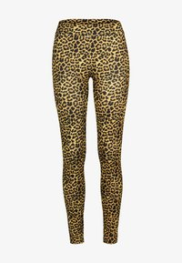 Urban Classics - Leggings - Trousers - leo - 0