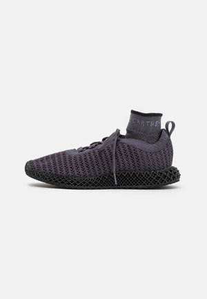 ALPHAEDGE 4D - Nøytrale løpesko - night steel/core black/platinum mauve