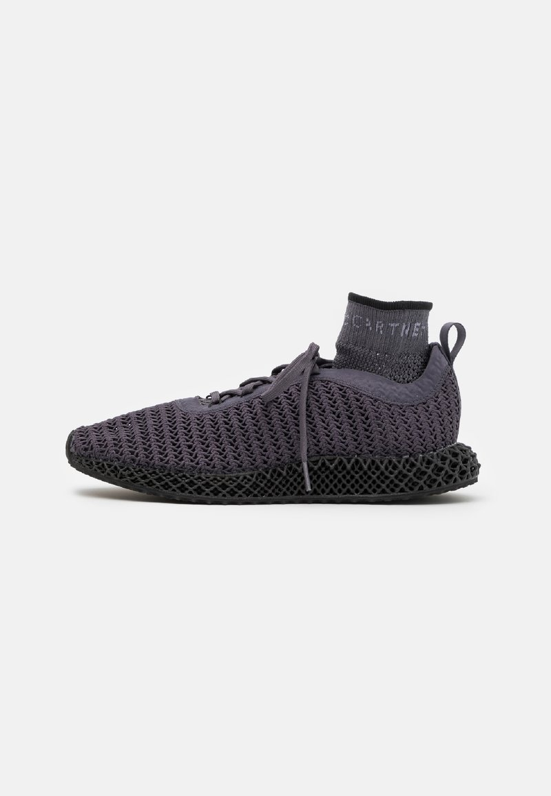 adidas by Stella McCartney - ALPHAEDGE 4D - Neutral running shoes - night steel/core black/platinum mauve