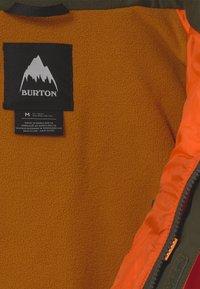 Burton - SYMBOL  - Snowboardová bunda - orangeade - 4