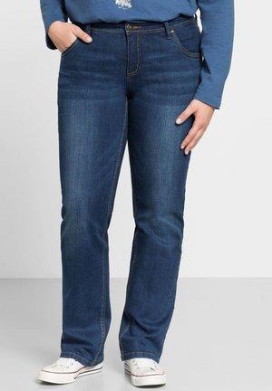 LANA - Straight leg jeans - blue denim