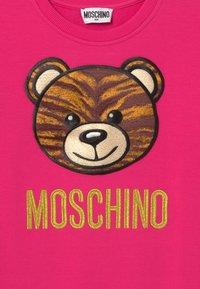 MOSCHINO - Day dress - fuxia - 3