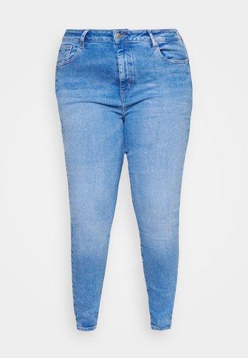 MELANY - Jeans Skinny Fit - denim medium