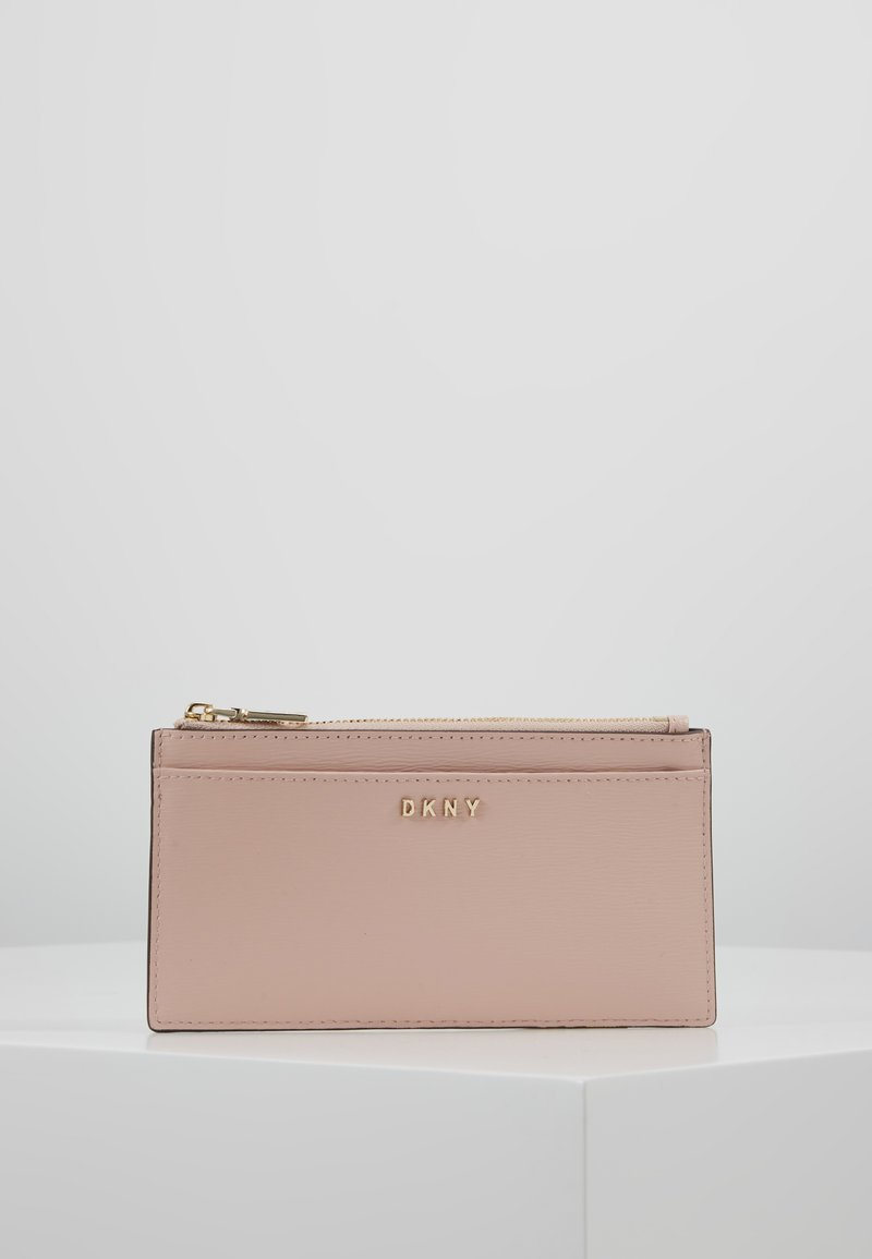 DKNY - BRYANT SLIM - Wallet - cashmere