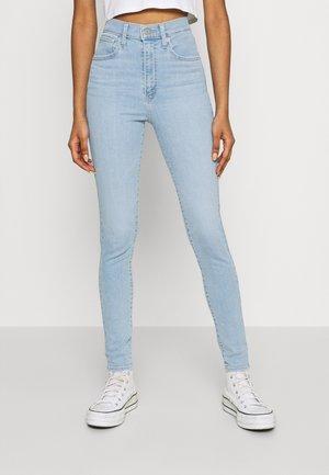 MILE HIGH SUPER SKINNY - Jeans Skinny - naples shine