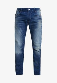 G-Star - ARC 3D SLIM FIT - Slim fit jeans - joane stretch denim - worker blue faded - 4