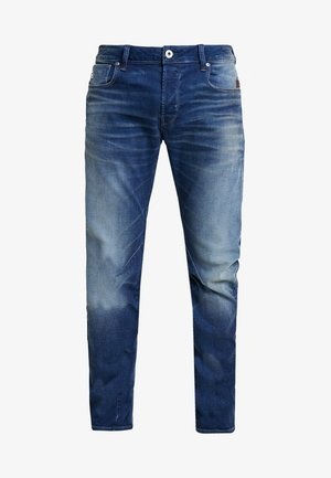 ARC 3D SLIM FIT - Džíny Slim Fit - joane stretch denim - worker blue faded