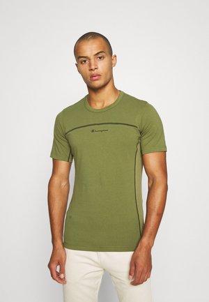 CREWNECK - Print T-shirt - khaki