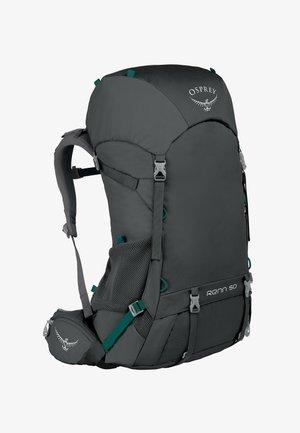 RENN  - Hiking rucksack - cinder grey
