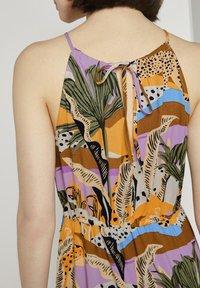 TOM TAILOR DENIM - Maxi dress - tropical print - 3