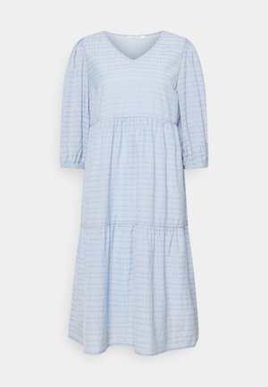 MULA DRESS - Kjole - blue
