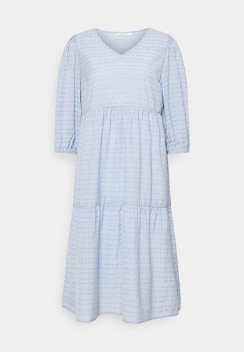 MULA DRESS - Day dress - blue