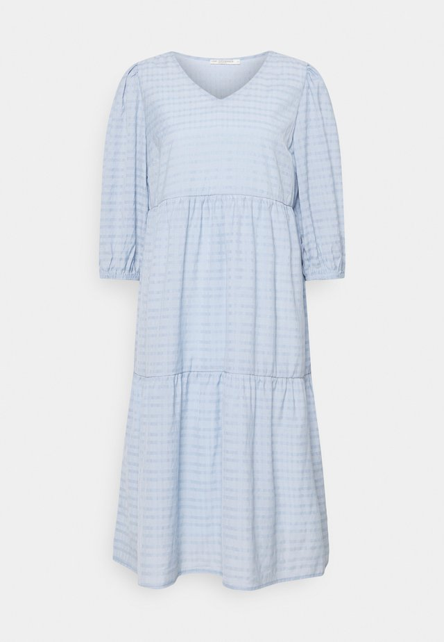 MULA DRESS - Day dress - blue