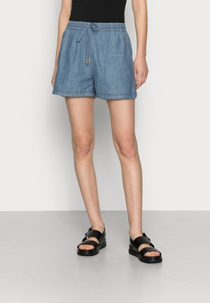 MATILDA CHAMBRAY - Shorts - chambray blue