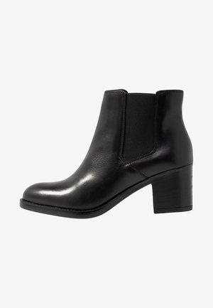 MASCARPONE BAY - Korte laarzen - black