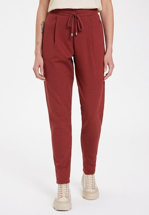 Tracksuit bottoms - spiced apple