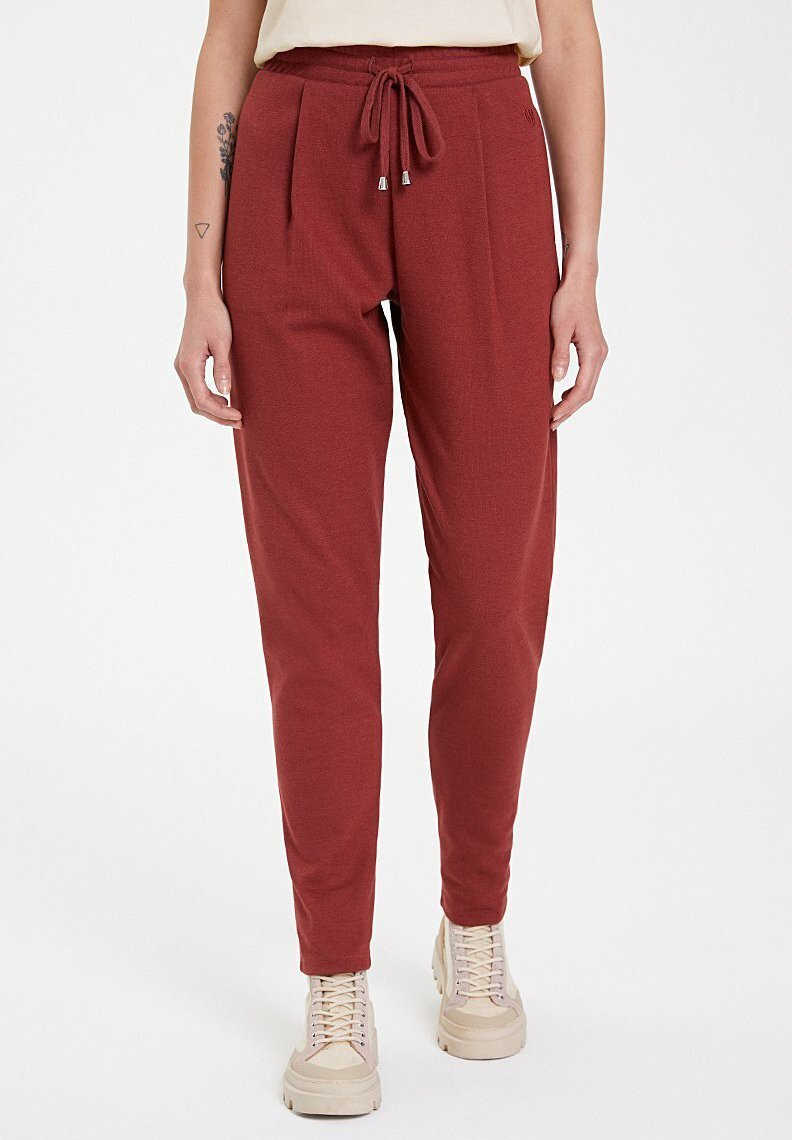 WESTMARK LONDON - Tracksuit bottoms - spiced apple