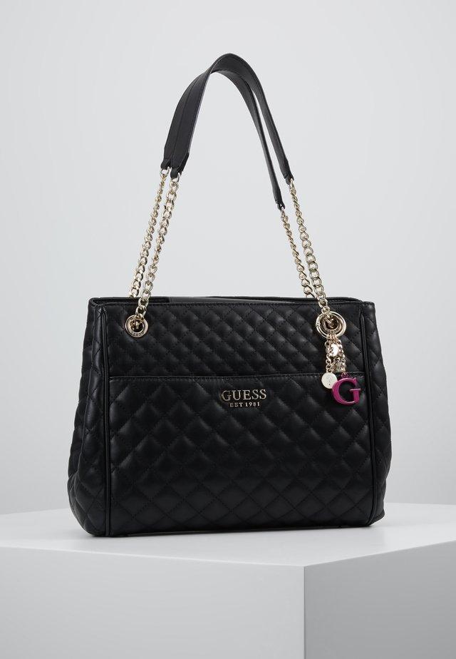 BRIELLE GIRLFRIEND SATCHEL - Handbag - black