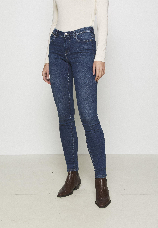 Women ONLISA LIFE ZIP REG - Jeans Skinny Fit