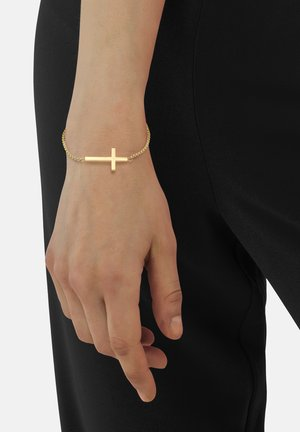 CRUX - Bracelet - gold-coloured