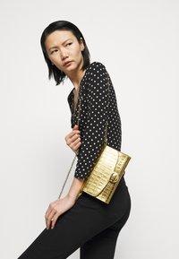 Lauren Ralph Lauren - Long sleeved top - black/white - 3