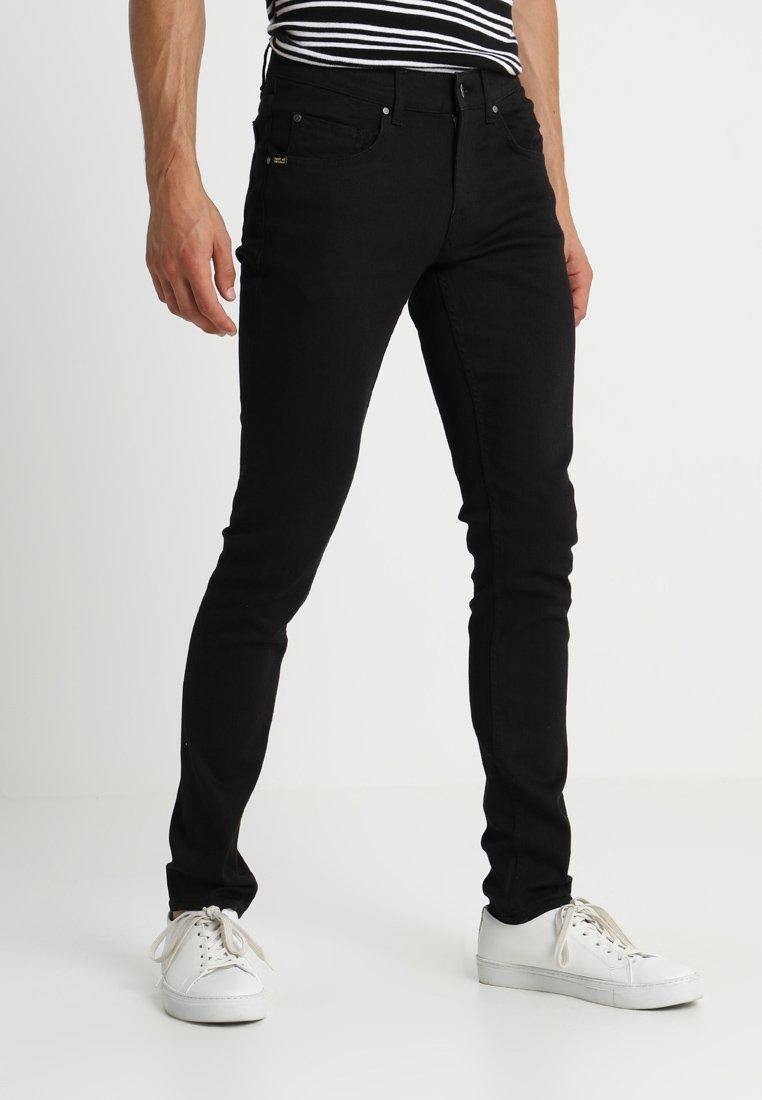 Tiger of Sweden Jeans - SLIM - Jean slim - Back Denim