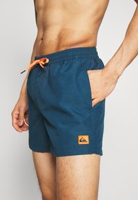 Quiksilver - Swimming shorts - majolica blue heather - 3